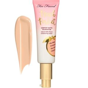 TOO FACED Snow Peach Perfect Matte Foundation